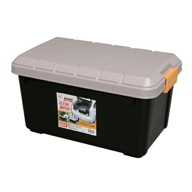 C)RVBOXエコロジーカラー 600 カーキ/ブラック アイリスオーヤマ【06ss】 [cpir]