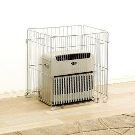 ファンヒーターガード FTE-580N アイリスオーヤマストーブガード 暖房器具 安全用品 ベビー安全対策