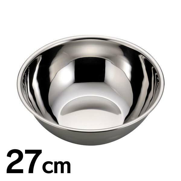 パール金属 アクアシャイン ステンレス製ボール27cm H8234(m.t.i)【TC】