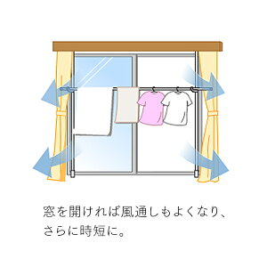 物干し窓枠物干しMW-260NR送料無料あす楽対応室内物干し窓枠突っ張り突っ張り物干し伸縮可能伸縮組み立て簡単4人用大容量室内コンパクト省スペース折りたたみ新生活洗濯物干しアイリスオーヤマアイリス