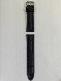 Libenham公式 Leather Strap-01(BLK/20mm) [リベンハム別売りベルト/レザー/黒/ブラック/Sサイズ/Mサイズ/SMALL/MEDIUM]