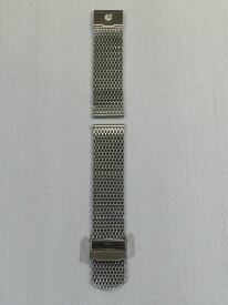 Libenham公式 MESH-01(20mm)ツヤなし [リベンハム別売りベルト/メッシュ/Sサイズ/Mサイズ/SMALL/MEDIUM]