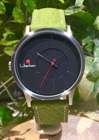 Libenham公式 libenham Landschaft LH90036-02 Leather-06(Green) [リベンハムラントシャフトシリーズ]