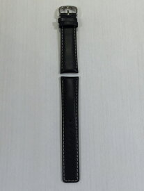 Libenham公式 Leather Strap-03(BLK/20mm) [リベンハム別売りベルト/レザー/黒/ブラック/Sサイズ/Mサイズ/SMALL/MEDIUM]