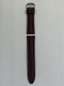 Libenham公式 Leather Strap-01(D-BR/20mm) [リベンハム別売りベルト/レザー/ダークブラウン/Sサイズ/Mサイズ/SMALL/MEDIUM]