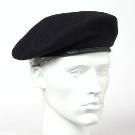 US.ブラック、スペシャルフォース、ベレー帽(新品)M51N-