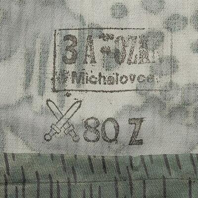 チェコ、M60.レインドロップ、パーカー(新品)469N