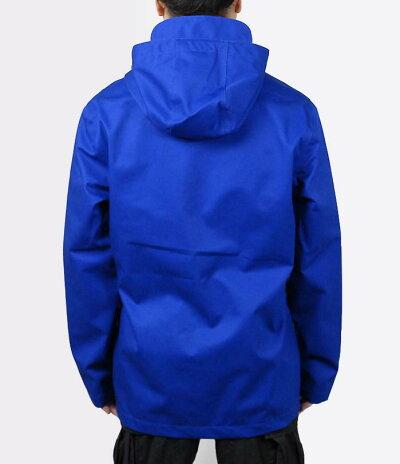 オランダ、ブルー、ゴアテックスジャケット(新品)ミリタリー