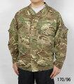 イギリス軍、MTP.マルチカム、テンパレイトジャケットユニットパッチ付(USED)B31UW