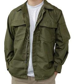 US.パイロット、OD.シャツジャケット(新品)A11N