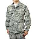 アメリカ空軍 USAF デジタルタイガー ABU ジャケット(USED)A4U=