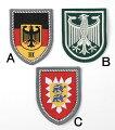ドイツ、ハイグレード、エンブレム(新品)