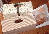 3つの味のフランス菓子詰め合わせ〜人気No.1のパイ菓子も入っています〜