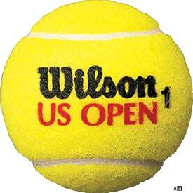【送料無料】【よりどり3個以上で各200円引き】Wilson(ウイルソン)USオープン ジャンボ ボールWRX2096U【定番】●●