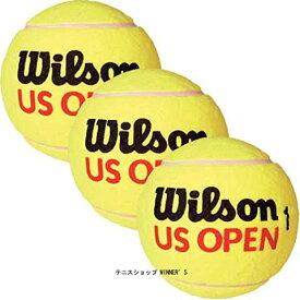 【3500円均一】Wilson(ウイルソン)USオープン ミニ ジャンボボール 3個セットWRT1415U-3SET【定番】●●