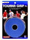【送料無料】UNIQUE(ユニーク)TOURNA(トーナ)GRIP ドライタイプオーバーグリップXL10本巻きTG-10XL●●