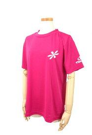 【2000円均一】TOALSON(トアルソン)アスタリスク Tシャツピンク1ET1201【16☆】●●