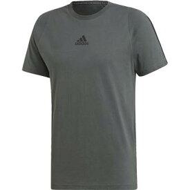 【2000円均一】【廃番】adidas(アディダス)メンズM MUSTHAVES 3STRIPES TシャツレジェンドアイビーFSD70-DT9953【19★】