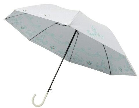 【よりどり3個で送料無料】mabu(マブ)レディース・ウィメンズ晴雨兼用傘 ヒートカットショートジャンプ遮光・遮熱55cm ジャンプ傘ペイズリーMBU-HCSJPT01【18★】【婦人傘】【晴雨兼用傘】