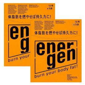 【よりどり5個で送料無料】大塚製薬 energen(エネルゲン)1L用粉末 64gx5袋×2個セット2547-10SET【20☆】