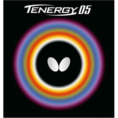【7000円均一】Butterfly(バタフライ)テナジー・05卓球ラバーブラック05800-278【16☆】●●