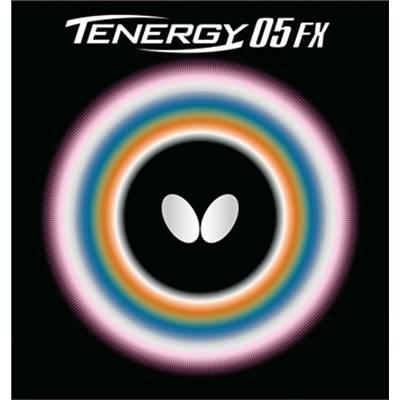 【送料無料】【8000円均一】Butterfly(バタフライ)テナジー・05 FX卓球ラバーレッド05900-006【17☆】●●
