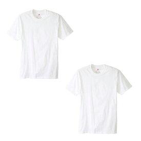【1000円均一】【廃番】HANES(ヘインズ)XT 1P T-SHIRTS BOXTシャツ 2枚セットホワイトHM1EK200-010-2SET【19☆】