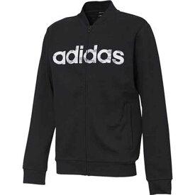 【5000円均一】【廃番】adidas(アディダス)メンズカモリニアボンバージャケットトレーニングシャツブラック×ホワイトEBT05-CY0663【20☆】