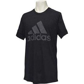 【2000円均一】【廃番】adidas(アディダス)メンズMID BIG LOGO Tシャツ半袖 シャツブラックEEN83-CE2198【18★ヤフ3】●●