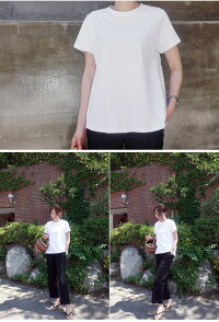 Tシャツ半袖レディースカットソートップスおしゃれゆったりシンプル可愛い大人気メール便2019春夏新作S/M/L/XL【6888-nc320c】【予約販売:10-15日】【送料無料】メ込
