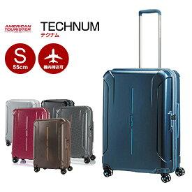 スーツケース サムソナイト Samsonite アメリカンツーリスター スーツケース TECHNUM・テクナム・37G*004 Spinner 55 TSA 55cm 【Sサイズ】 キャリーバッグ 機内持ち込み【living_d19】