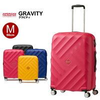 アメリカンツーリスターサムソナイトスーツケースSamsonite[GRAVITY・グラビティ・AN8*006]66cm【Mサイズ】【キャリーバッグ】【送料無料】【キャリーケース】