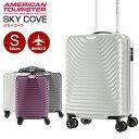 スーツケース アメリカンツーリスター by サムソナイト (SKY COVE・スカイコーブ SPINNER 55/20 TSA・GE4*001) 54cm S…