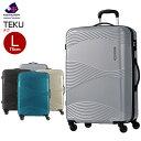スーツケース カメレオン by サムソナイト (TEKU テク SPINNER 75/28 TSA 無料預け入れ メーカー1年保証・DY8*014) …