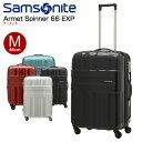 【30%OFF】スーツケース サムソナイト Samsonite[Armet・アーメット] Spinner 66cm 【Mサイズ】 【キャリーバッグ】【送料無料】【スーツケース】【サムソナイト】海外旅行