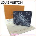 ●入手困難!!●ルイ・ヴィトン LOUIS VUITTON LV 財布 M66601 モノグラム・サバンナ ポルトフォイユ・ミュルティプル チャップマン・ブラザ...