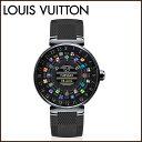 ●入手困難!注目商品!!●ルイ・ヴィトン LOUIS VUITTON LV 腕時計 (メンズ) QA004Z(QAAA20) タンブール ホライゾン グラフィット スマ…