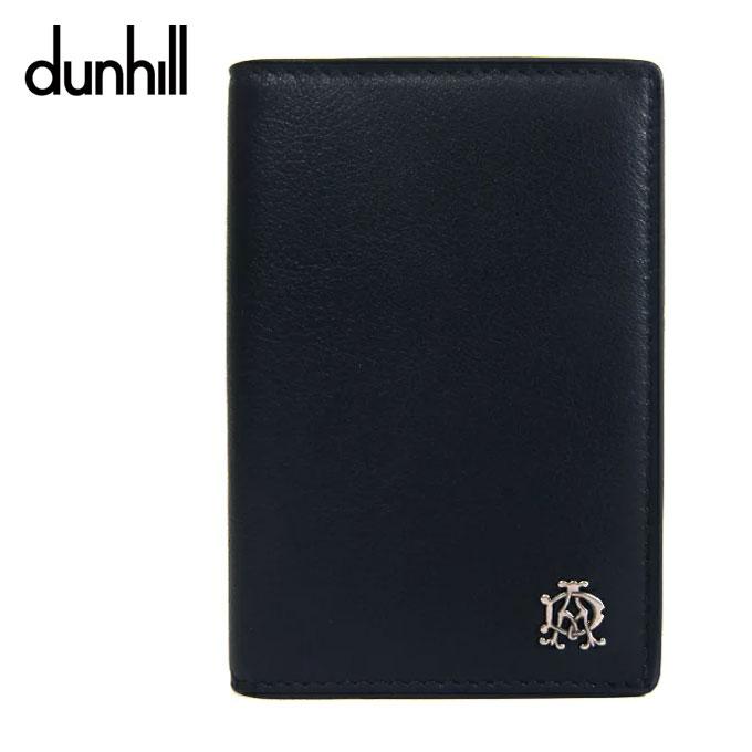ダンヒル dunhill L2XR47A レザー カードケース:ブラック【メンズ】【RCP】【楽天カード分割】【レディース】