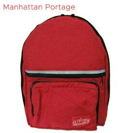 マンハッタンポーテージ Manhattan Portage ショルダーバッグ MP1202 コーデュラナイロン バッグパック /リュック レッド系 【RCP】【楽天カード分割】【レディース】【メンズ】