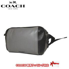 6b029100057a コーチ アウトレット COACH ショルダーバッグ F37594 グラハム ユーティリティ パック レザー ワンショルダー ボディバッグ QBHGR(