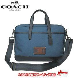 0d0328a34b94 コーチ アウトレット COACH トートバッグ F31277 コーデュラファブリック×レザー ハミルトン ブリーフケース / 2WAY ビジネス