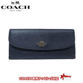 182d60e01b5d コーチ アウトレット COACH 財布 F54008 クロスグレーン レザー ソフト ウォレット / スリム 長財布 IMMID(