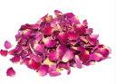 ◆ダマスクローズ◆10g食用ピンクローズの花びら自然栽培の厳選ローズを太陽の下で自然乾燥【ローズペタル】【ドライ…