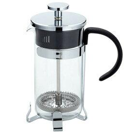 アラジン コーヒー・ティーメーカー 350ml(007783)ガラス製 カップ約2杯分 ティーサーバー プレスコーヒー 抽出 ティータイム ブレイクタイム 薬膳 中国茶 花茶 透明 クリスマス xmas