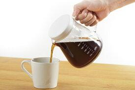 コーヒーサーバー ストロン 2WAY ドリッパーセット(TW-3728) 丈夫 きれい 透明