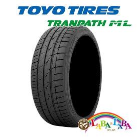 TOYO トーヨー TRANPATH トランパス ML 195/60R16 89H サマータイヤ ミニバン 4本セット