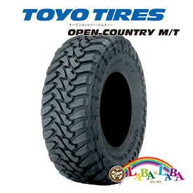TOYO トーヨー OPEN COUNTRY オープンカントリー M/T (MT) 265/75R16 123P マッドテレーン SUV 4WD 4本セット