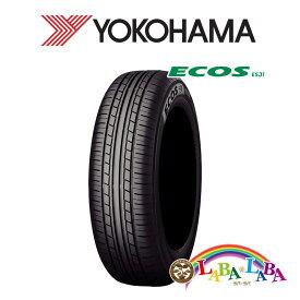 YOKOHAMA ヨコハマ ECOS エコス ES31 165/65R14 79S サマータイヤ 2本セット