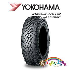 YOKOHAMA ヨコハマ GEOLANDAR ジオランダー M/T (MT) G003 35×12.50R20 121Q マッドテレーン SUV 4WD 2本セット