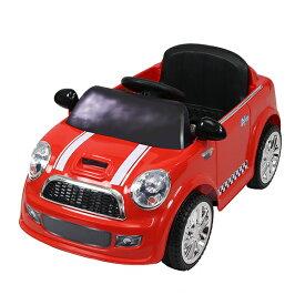 【P15倍!15日限定】電動乗用カー ミニクーパーtype プロポ付 乗用玩具【送料無料】###乗用カーCR1405###